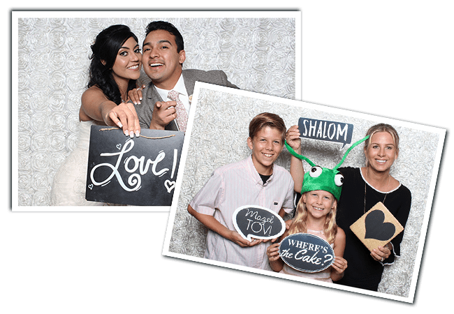 Wedding Photo Booth for Rent