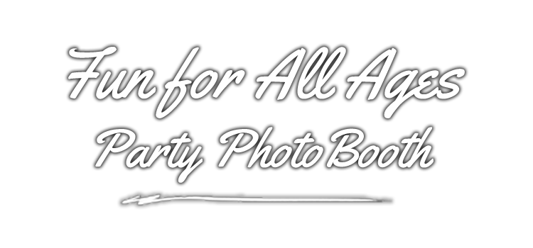 Affordable party photo booth