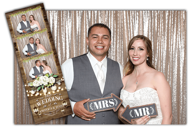 Wedding Photo Booth Rentals in Orange , CA