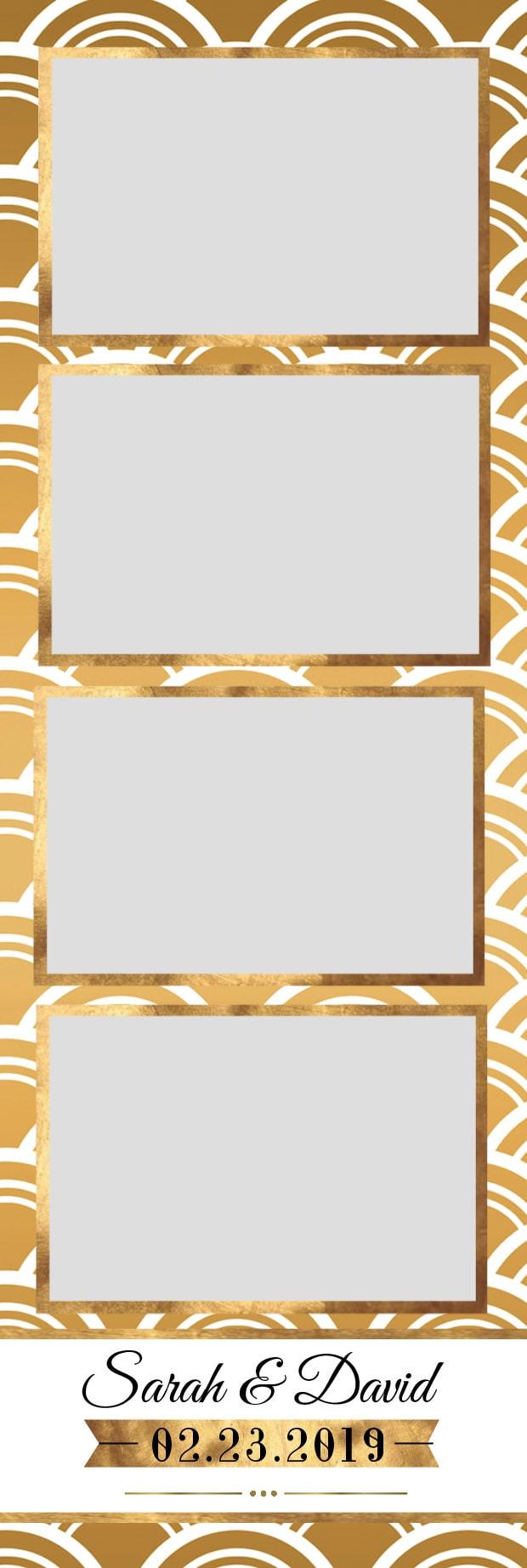 Gold foil 28-min